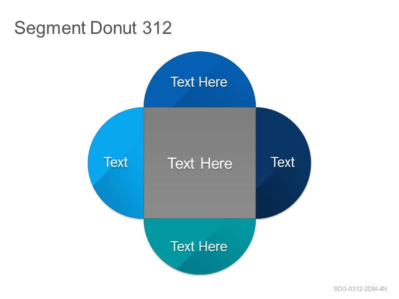 Segment Donut 312