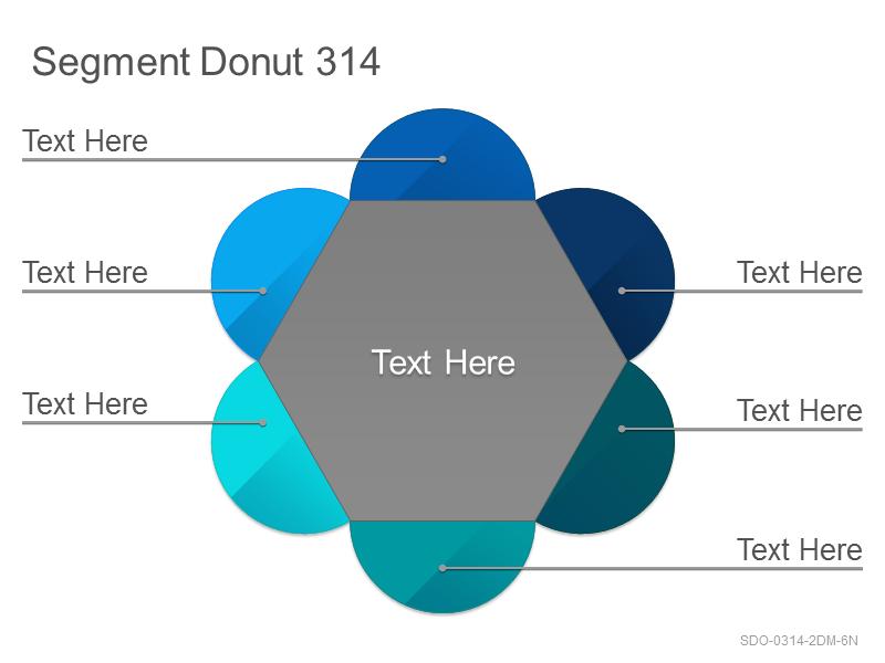 Segment Donut 314