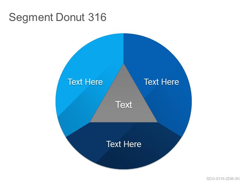 Segment Donut 316