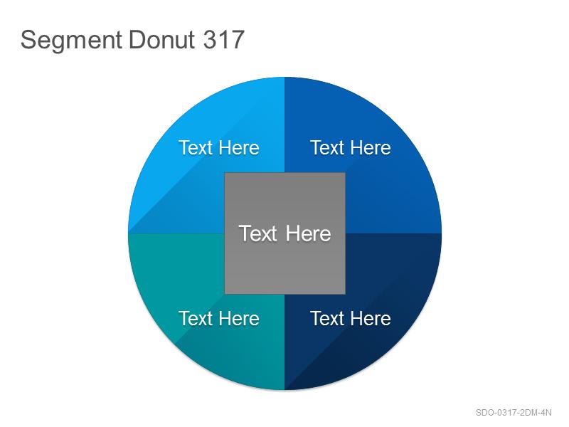Segment Donut 317