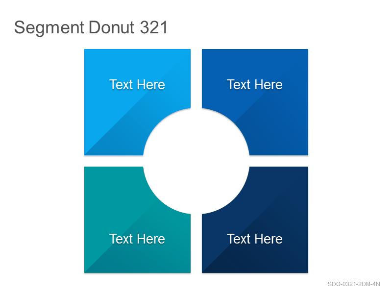 Segment Donut 321