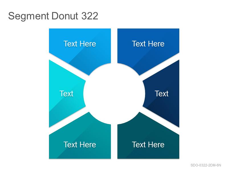 Segment Donut 322
