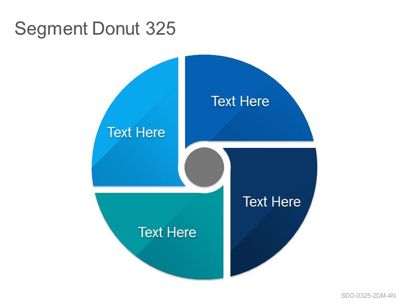 Segment Donut 325