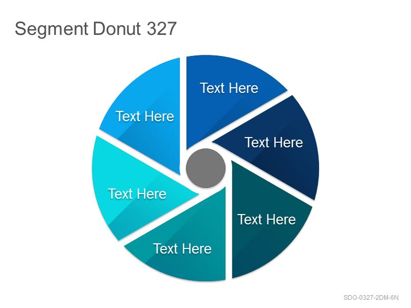 Segment Donut 327