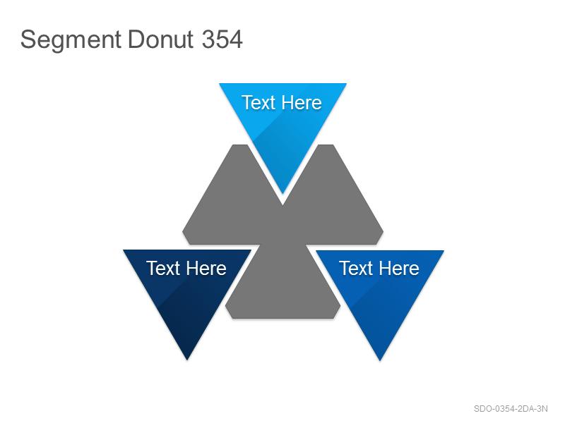Segment Donut 354