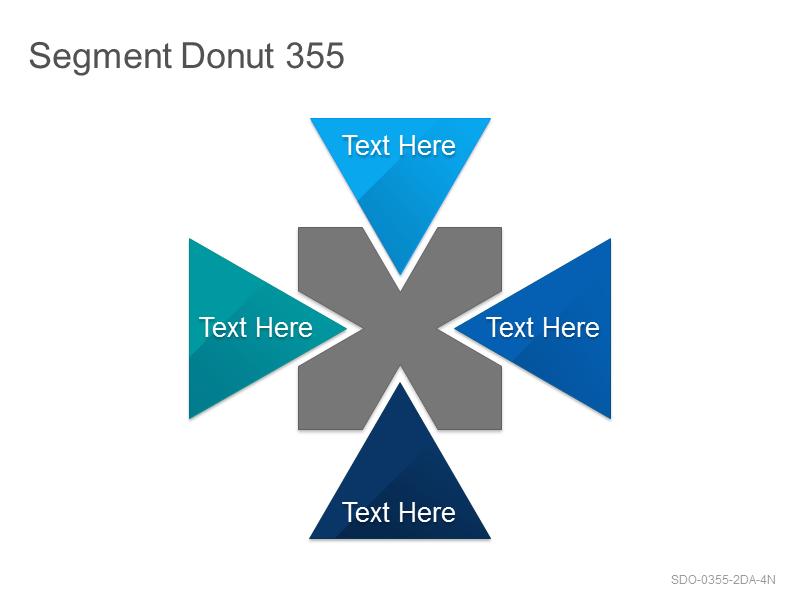 Segment Donut 355