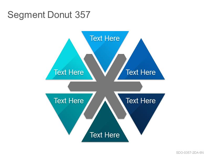 Segment Donut 357