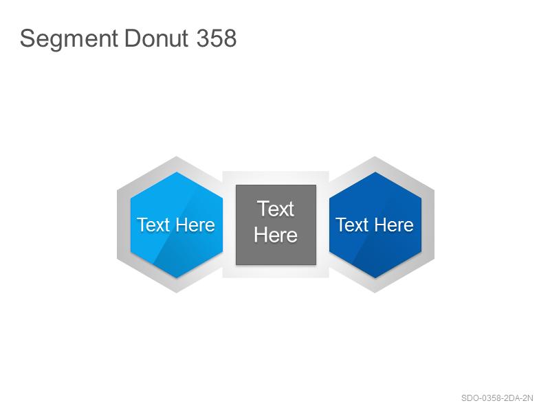 Segment Donut 358