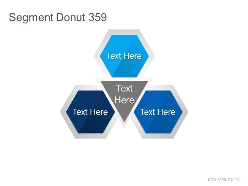 Segment Donut 359