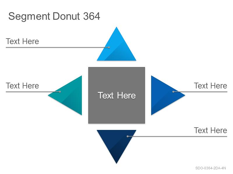 Segment Donut 364