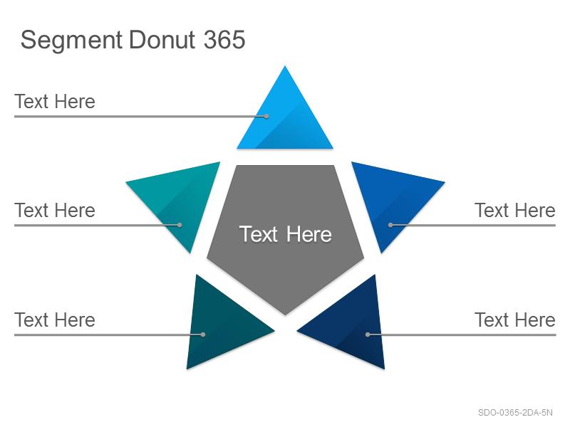 Segment Donut 365