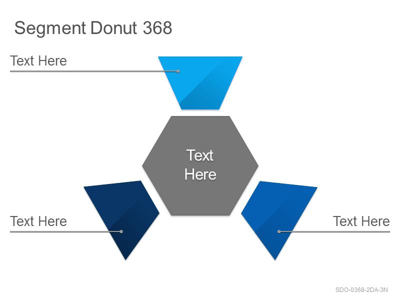 Segment Donut 368
