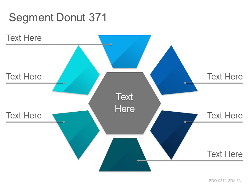 Segment Donut 371