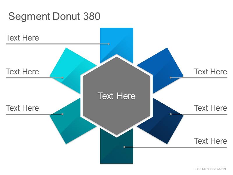 Segment Donut 380