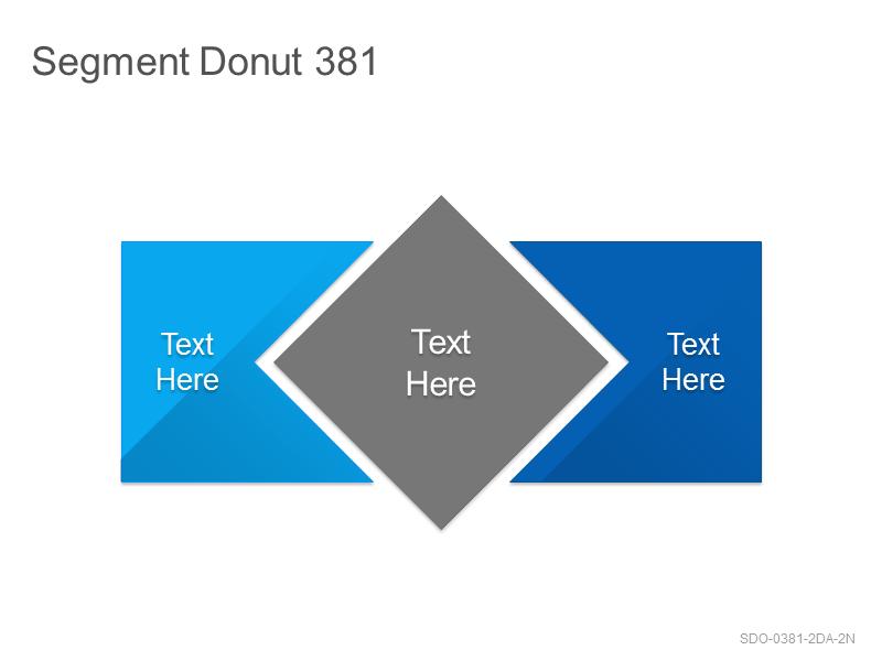Segment Donut 381