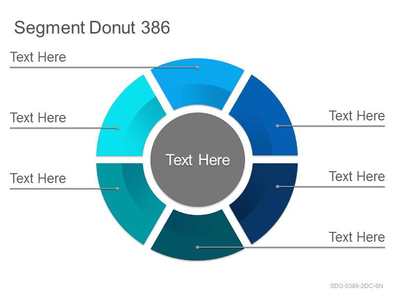 Segment Donut 386