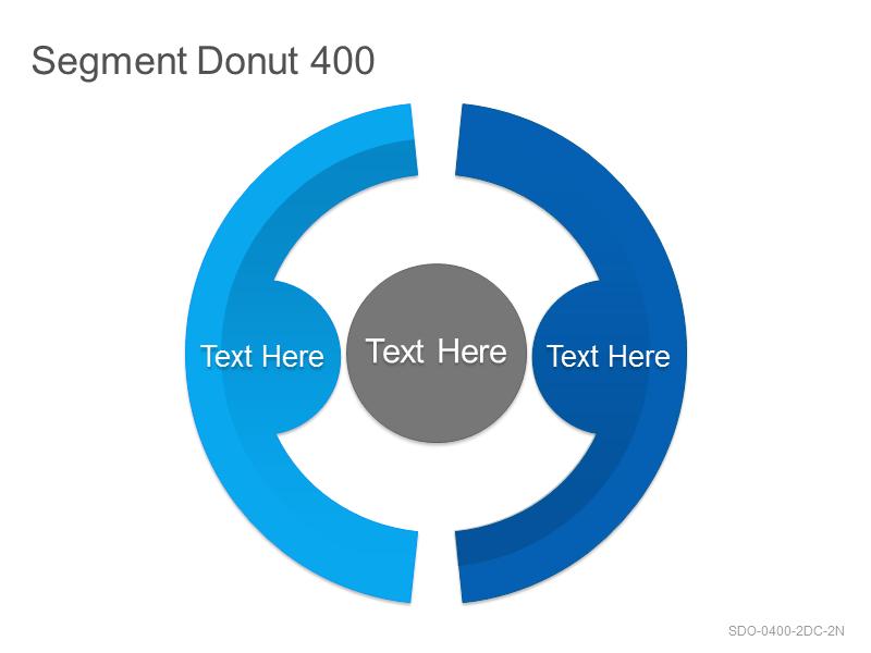 Segment Donut 400