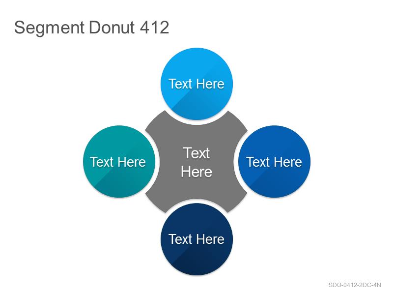 Segment Donut 412
