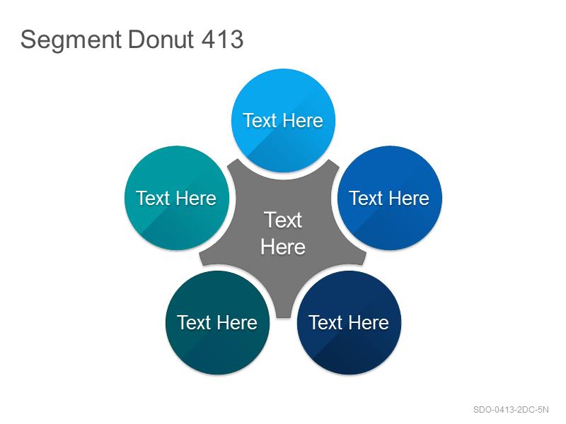 Segment Donut 413