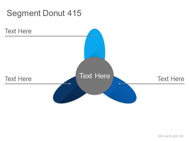 Segment Donut 415