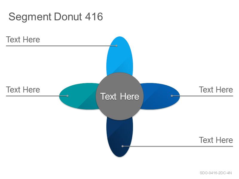 Segment Donut 416