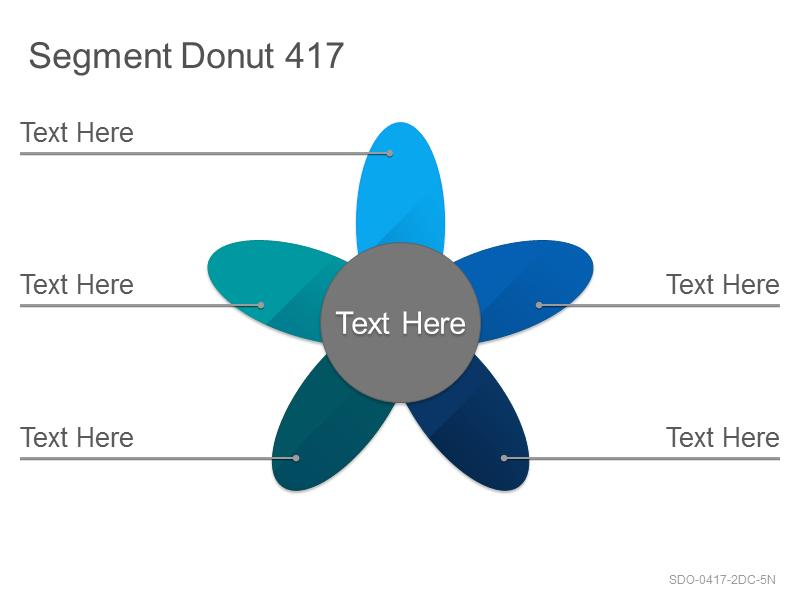 Segment Donut 417