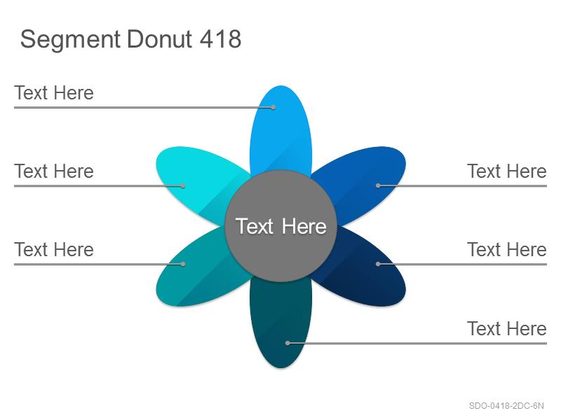 Segment Donut 418