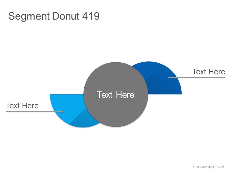 Segment Donut 419