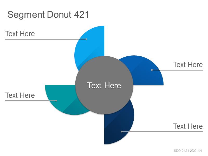 Segment Donut 421