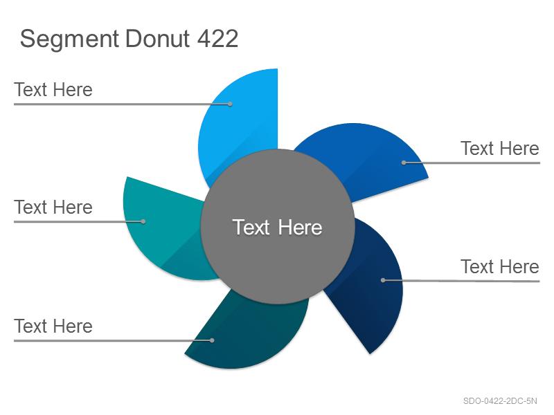 Segment Donut 422