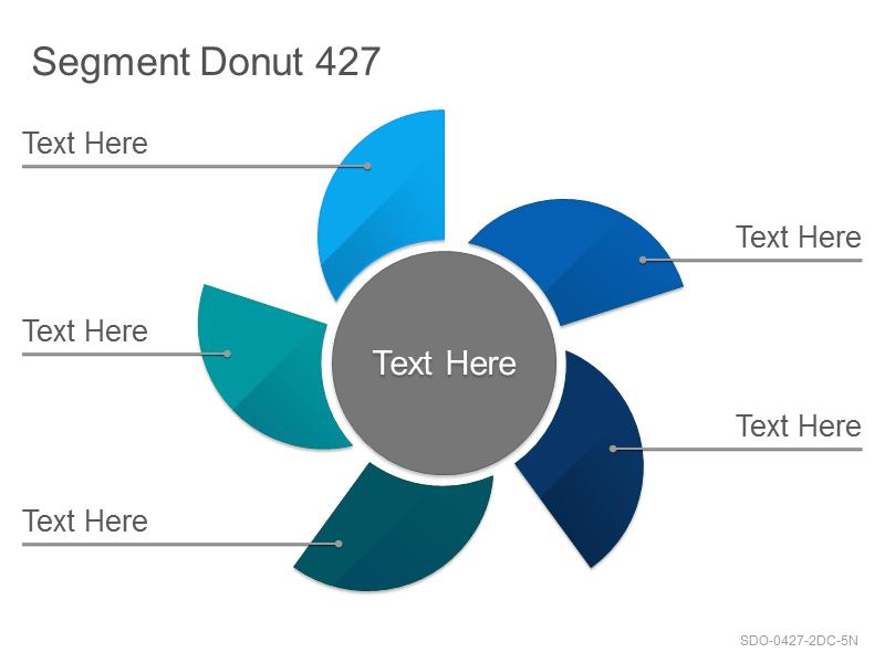 Segment Donut 427