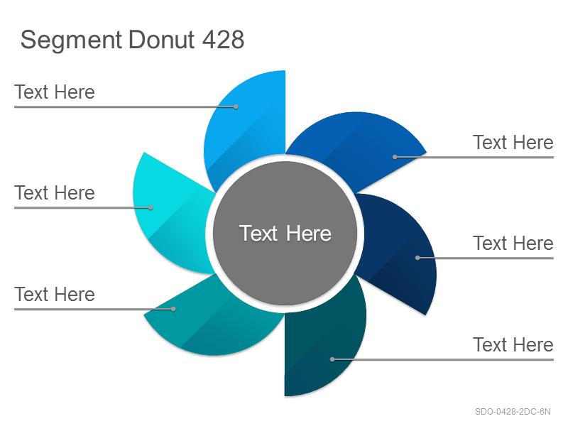 Segment Donut 428