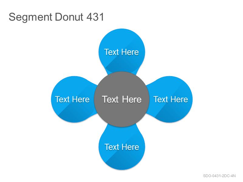 Segment Donut 431