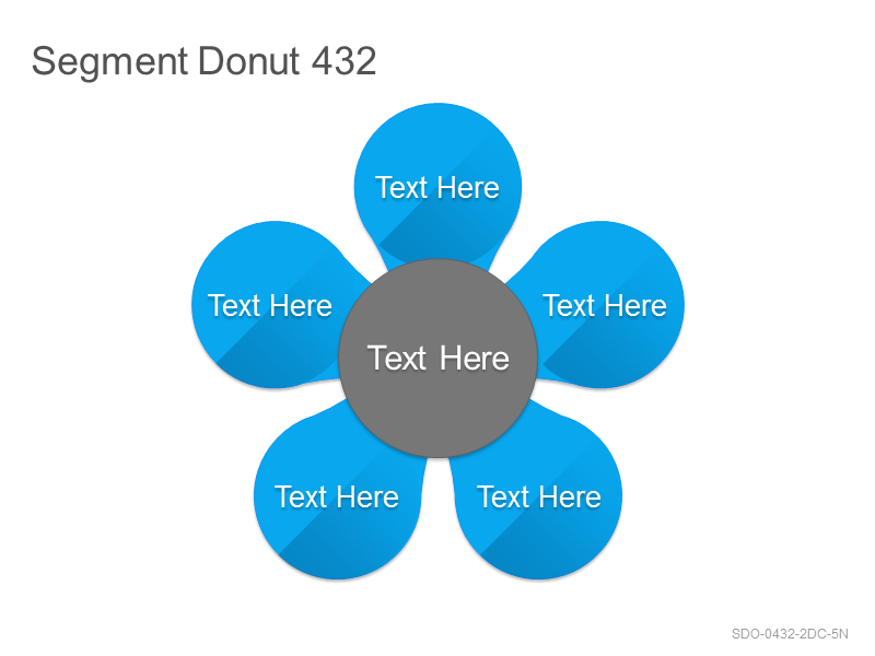 Segment Donut 432