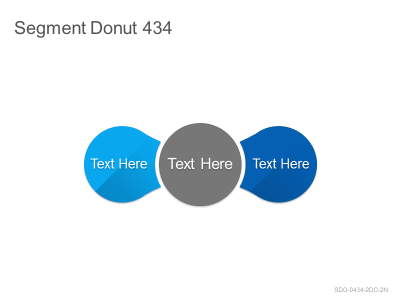 Segment Donut 434