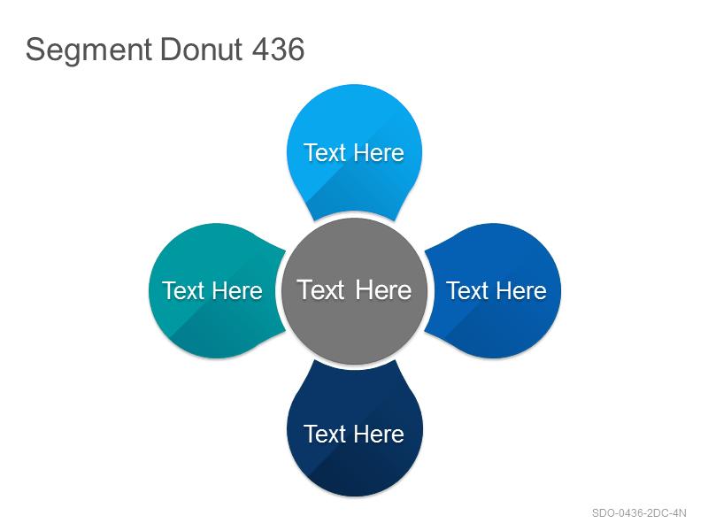 Segment Donut 436