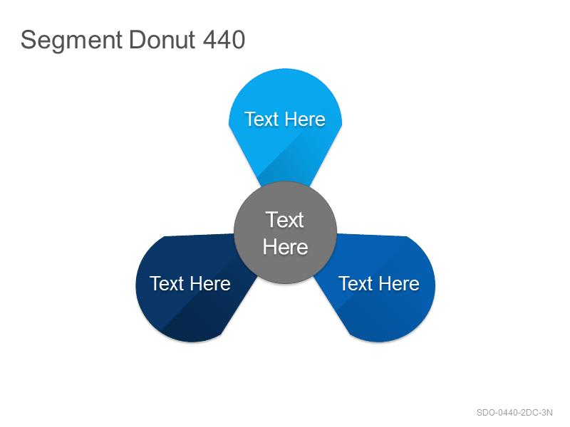 Segment Donut 440