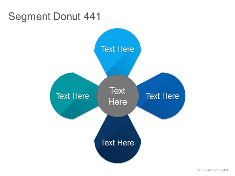 Segment Donut 441