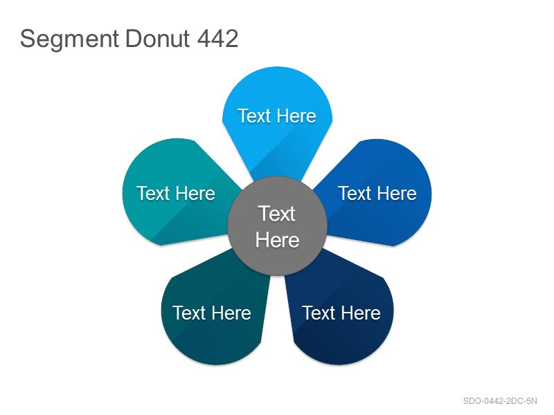 Segment Donut 442