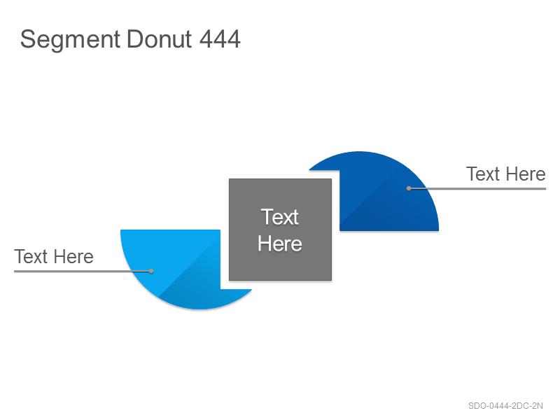 Segment Donut 444