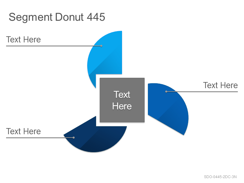 Segment Donut 445