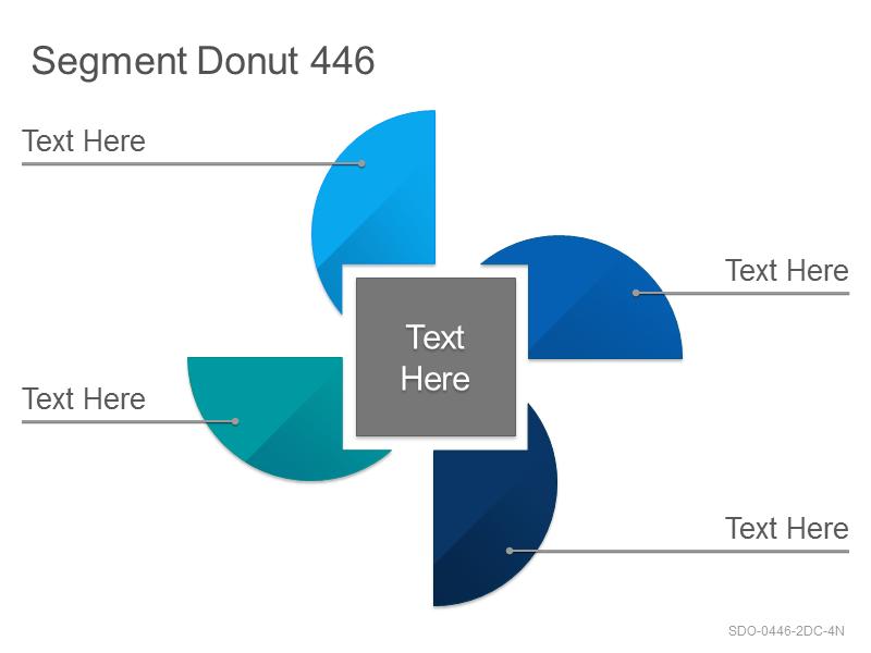 Segment Donut 446