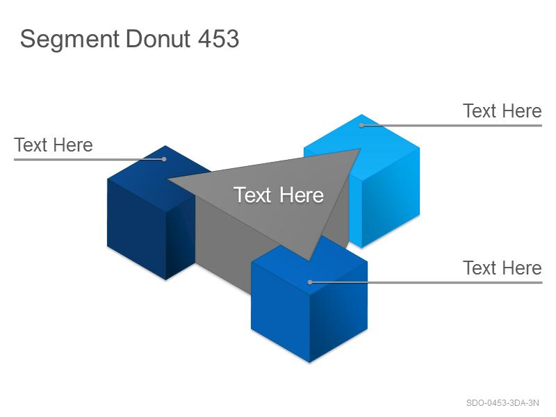 Segment Donut 453
