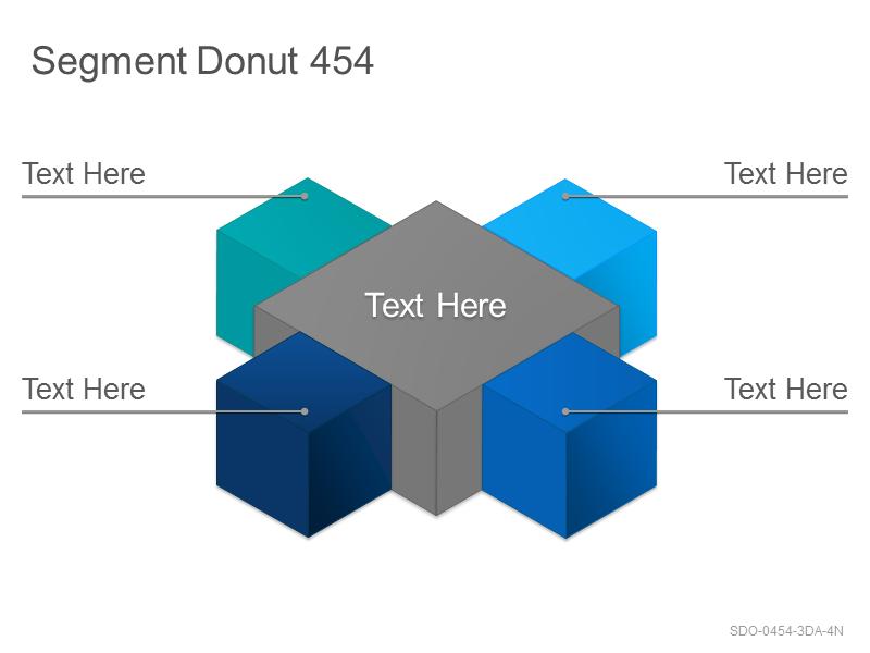 Segment Donut 454