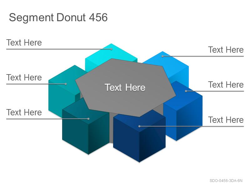Segment Donut 456