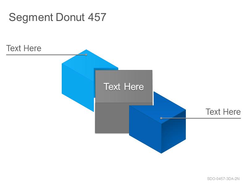 Segment Donut 457