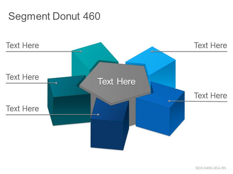 Segment Donut 460