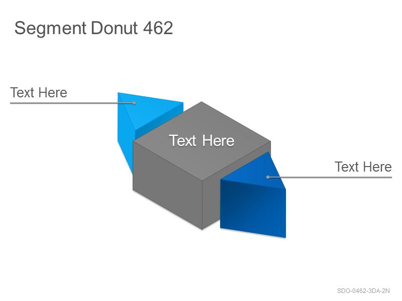 Segment Donut 462