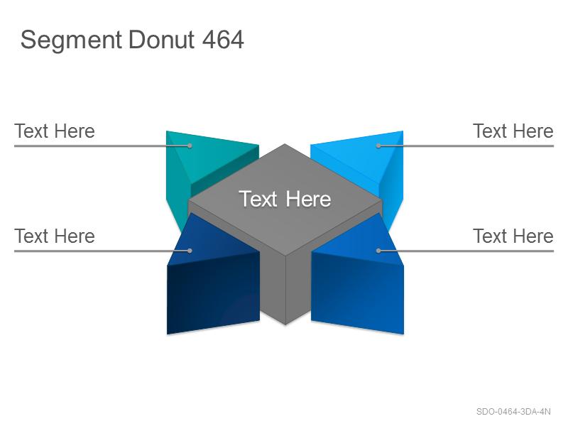 Segment Donut 464