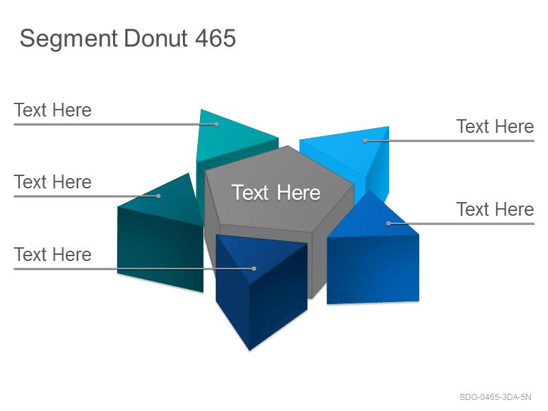 Segment Donut 465